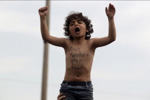 Greek-Mac border (REUTERS:Alexandros Avramidis) Mar 24 2016