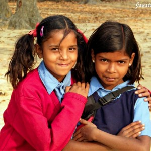 Heena and Beena from Chattisgarh, India