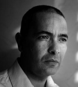 Kamel Daoud (Ferhat Bouda:Agence Vu for the NYT)