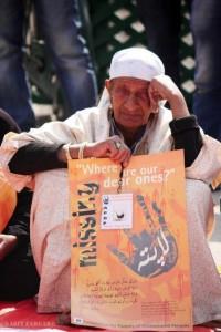 Kashmiri mother of disappeared (Basit Zargar)