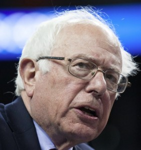 Sanders (Matt Mills McKnight:Getty Images)