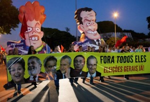 Workers of General Motors march vs Rousseff (REUTERS:Roosevelt Cassio) Mar 19 2016