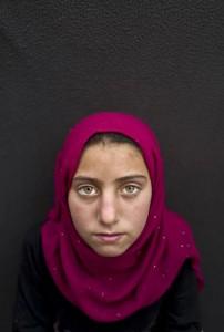 Yasmeen Mohammed, 11, from Eastern Ghouta (Muhammed Muheisen:AP) Mar 25 2016