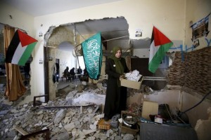 Home of Ihab Maswadeh ( REUTERS:Mussa Qawasma) Apr 4 2016