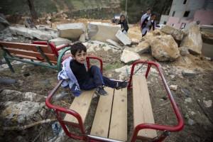 Nablus children's garden (AP Photo:Majdi Mohammed) Apr 13 2016