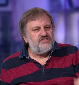 Zizek from Channel 4