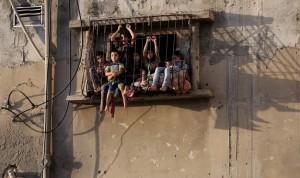 Al Shejaeiya, Gaza Strip  (Mohammed Saber:EPA) May 6 2016