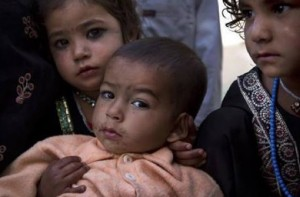 Children of victim of Robert Bales in Afghan. May 18 2013