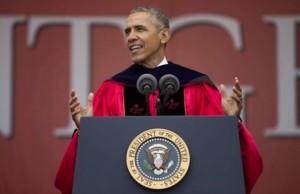 Obama at Rutgers