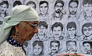 Photo montage Kashmir (Human Rights Violations in Jammu Kashmir
