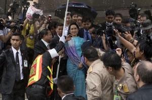 Aung San Suu Kyi (Borja Sanchez Trillo:Getty Images) June 24 2016
