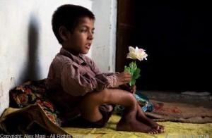 Bhopal child (Alex Masi)