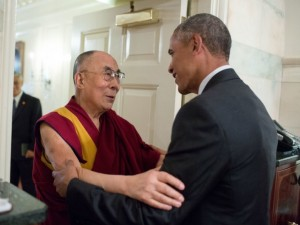 Obama and Dalai Lama (Pete Souza:The White House) June 18 2016