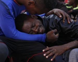 Rescue off Libya (REUTERS:Darrin Zammit Lupi) June 25 2016
