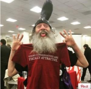 Vermin Supreme (Zuri Davis : Rare Politics) June 8 2016
