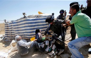 West Bank demolitions (REUTERS:Mussa Qawasma) June 20 2016