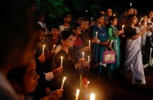 Bangladesh vigil