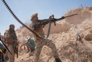 Libya. REUTERS:Goran Tomasevic--July 22 2016