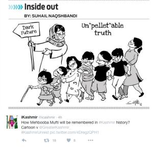 Pellet cartoon