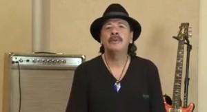 Santana the phony