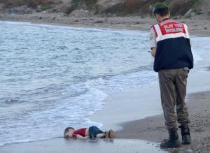 Alan Kurdi 3 yrs old (Reuters) Aug 19 2016