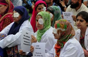Docs protesting Aug 10 2016