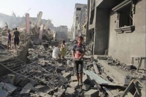 Gaza 2014- Israeli technology