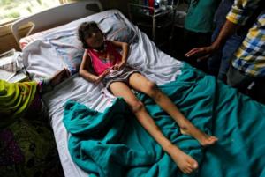 Injured Kashmiri girl (REUTERS:Danish Ismail Yaacob) Aug 23 2016