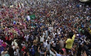 Kashmir funeral