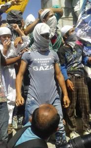 Kashmir stands for Gaza
