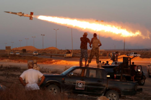 Libya (REUTERS:Goran Tomasevic) Aug 6 2016