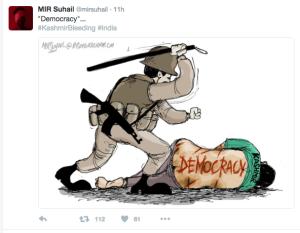 Mir Suhail--Democracy