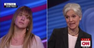 Stein on CNN Aug 25 2016