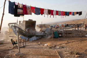 Umm al-Kheir, West Bank ( Hazem Bader:AFP:Getty Images) Aug 24 2016