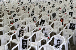 Chilean coup memorial 2013 (Ivan Alvarado:Reuters) Sept 11 2016