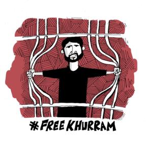 #FreeKhurram by MIR Suhail