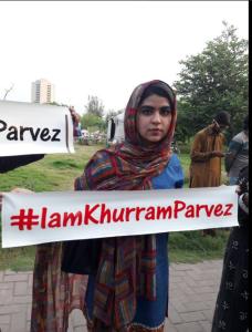 #IamKhurram Parvez (Amina Masood Janjua) Sept 21 2016