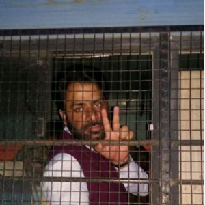 K Parvez on way to jail
