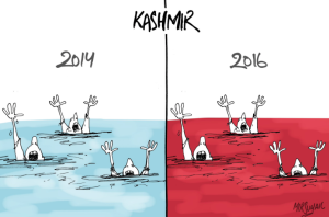 Mir Suhail--Kashmir 2014:2016