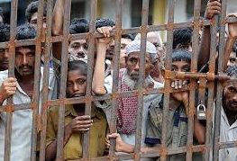 Rohingya in Bangladesh jail