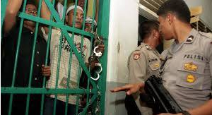 Rohingya in Indonesia jail