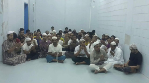 Rohingya in Saudi jail