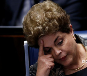 Rousseff ( (PHOTO- REUTERS:UESLEI MARCELINO) Sept 2 2016