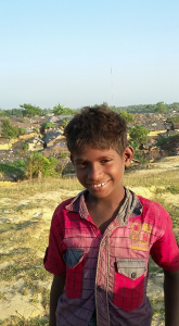 10-year-old Anuwar, Rohingya and unregistered refugee in Bangladesh: Oct 22 2016