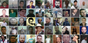 50 Palestinians who died in Assad's jails (from Twitter of Talal Alyan from Gaza) )ct 5 2016