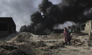 Iraq (Anadolu Agency:Getty Images) Oct 26 2016