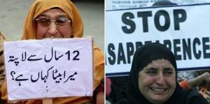 Kashmiri mothers