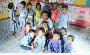 Rohingya kids in Bangladesh (Mohammed Imran FB wall) Oct 20 2016