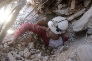 White Helmet buried Oct 3 2016