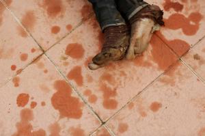 Arican refugee at Ceuta. REUTERS:M. Martin) Nov 1 2016